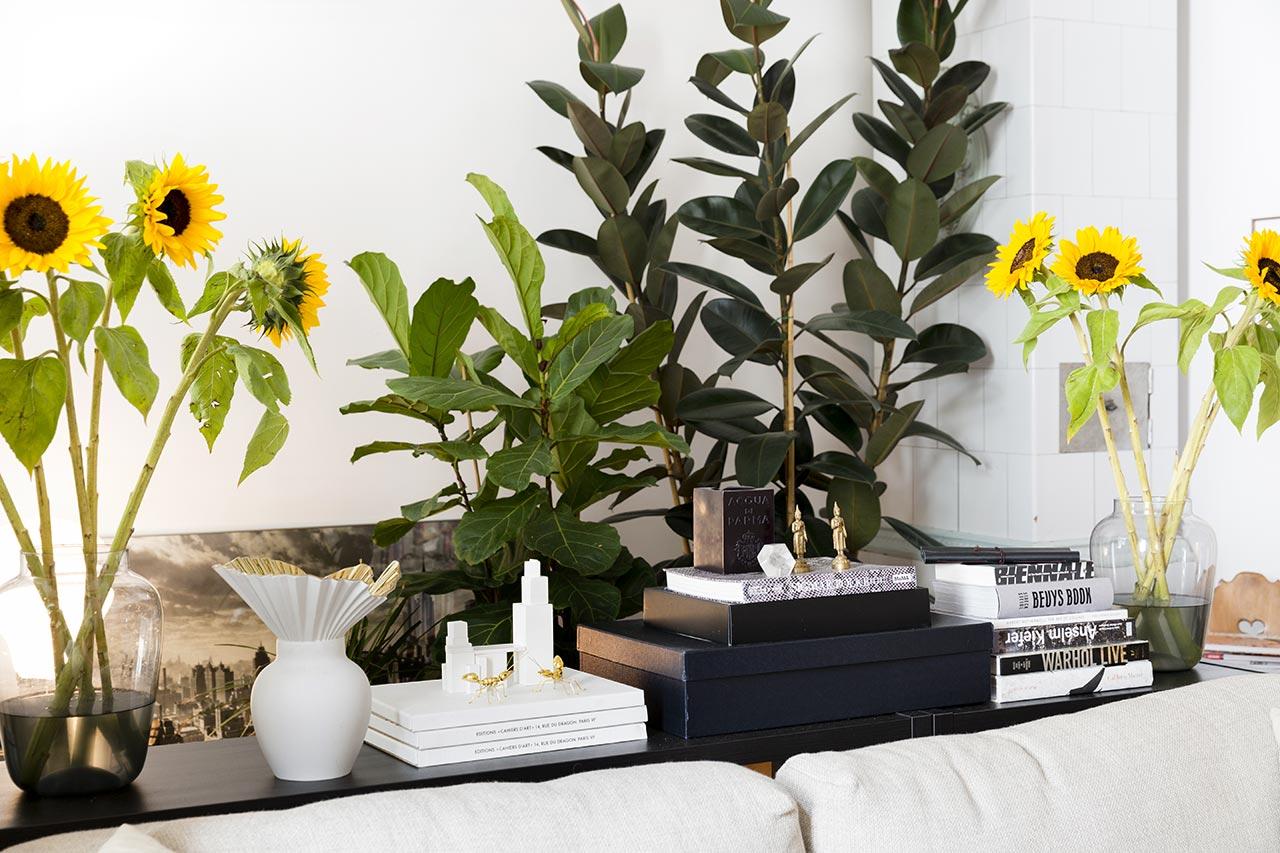 Anna Rosa's living room