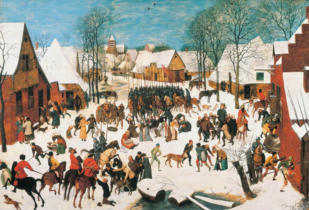 Pieter Bruegel the Elder, The Massacre of the Innocents