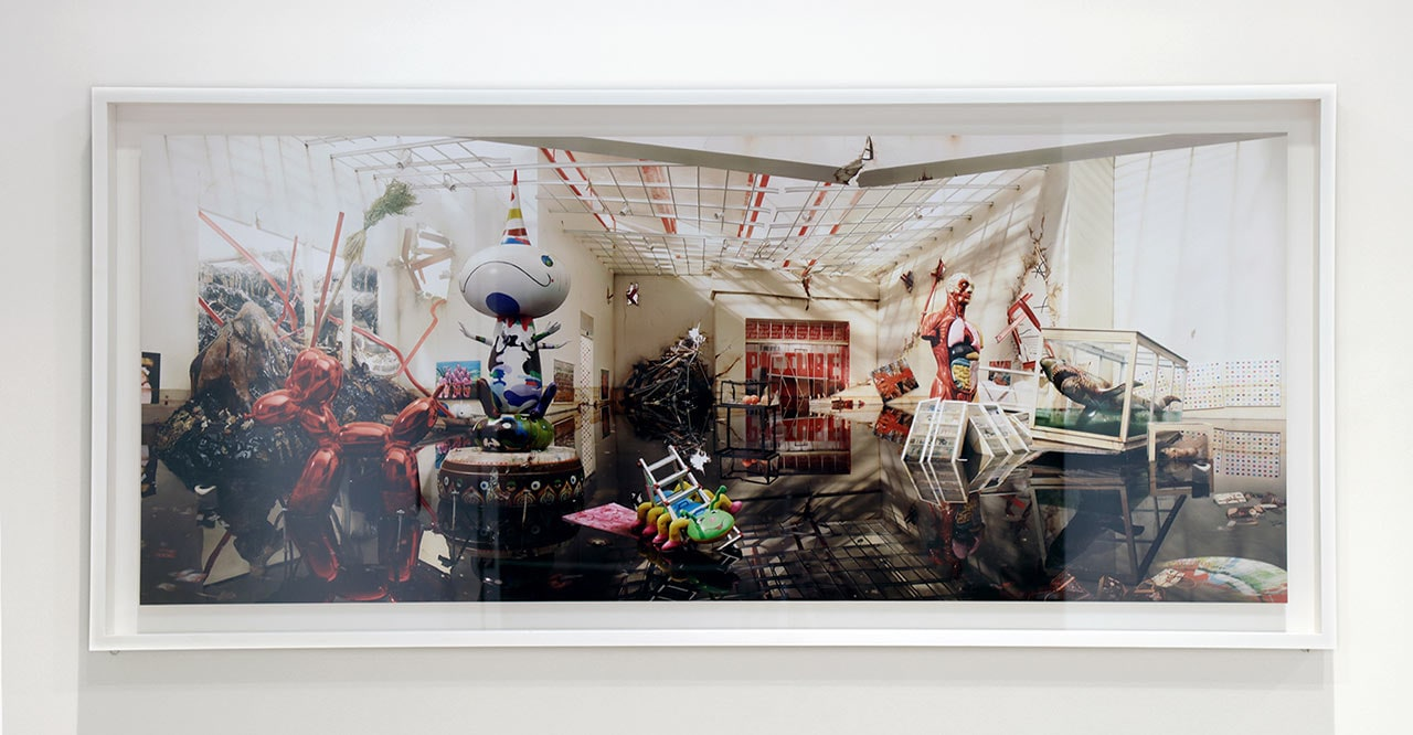 David La Chapelle, Seismic Shift, 2012.