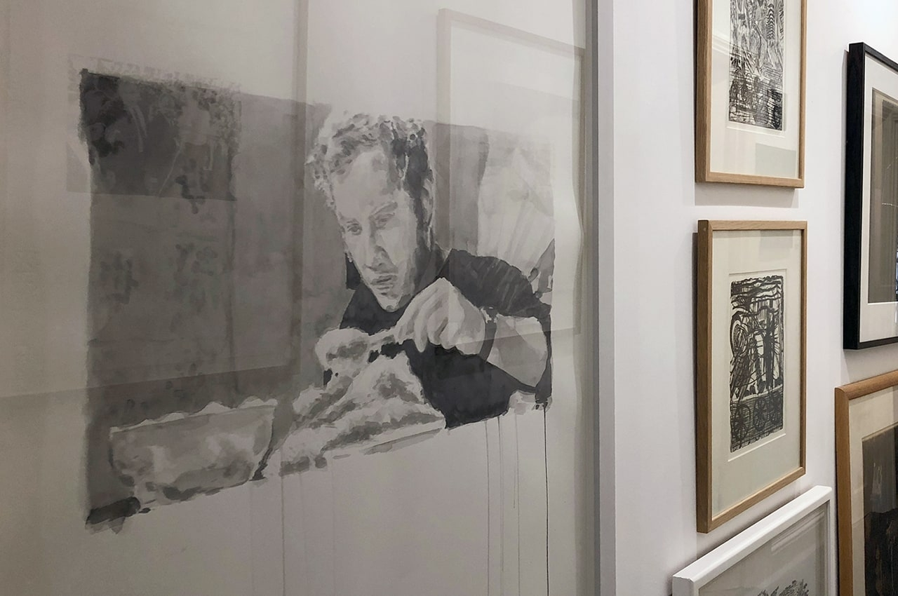 A selection of works by Magnus Quaife and Peter Linde Busk
