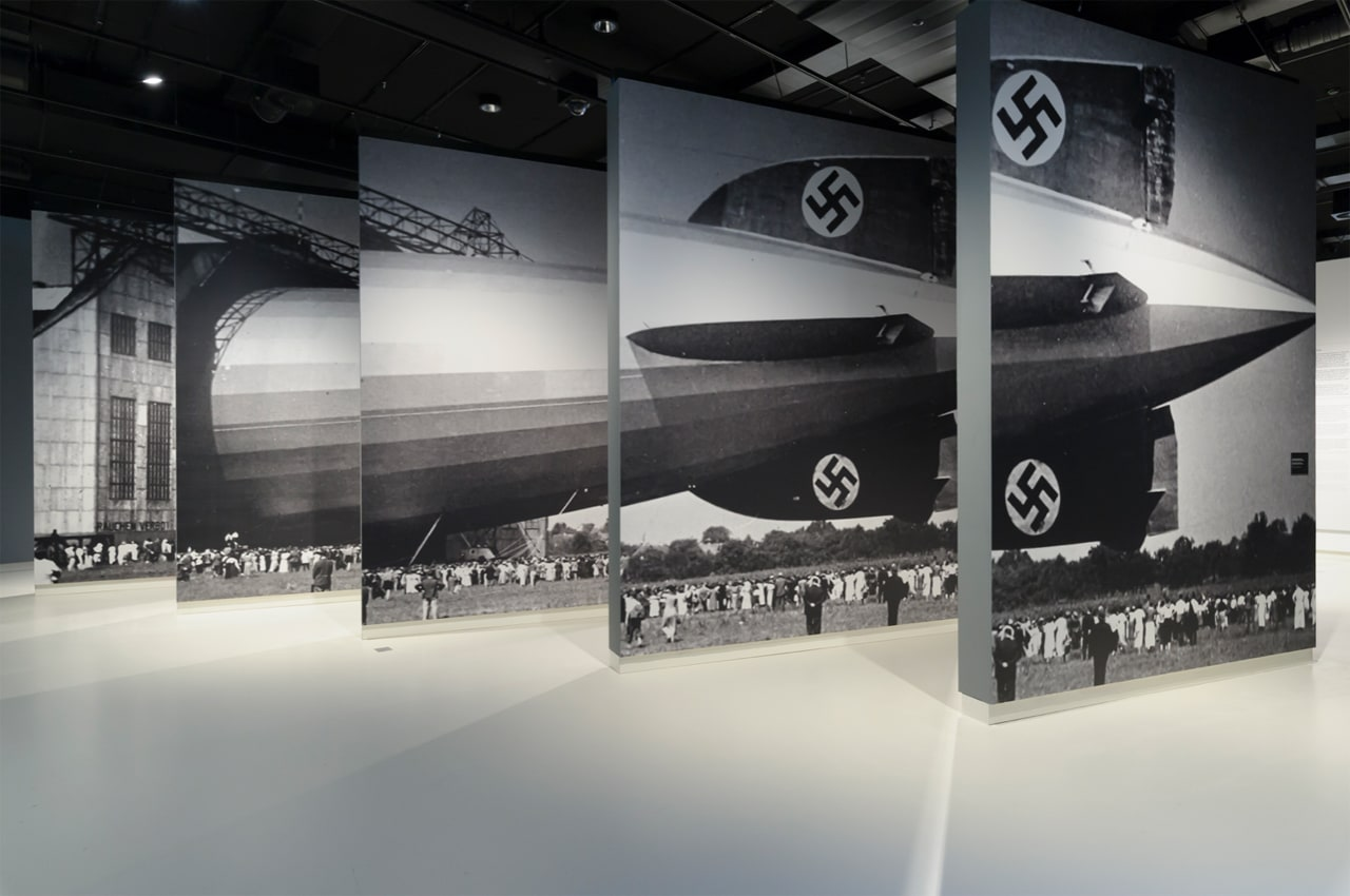 Installation view from Design of the Third Reich