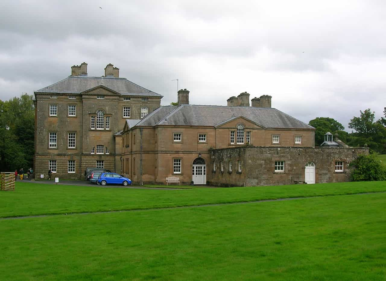 Dumfries House. Image: via Wikimedia Commons