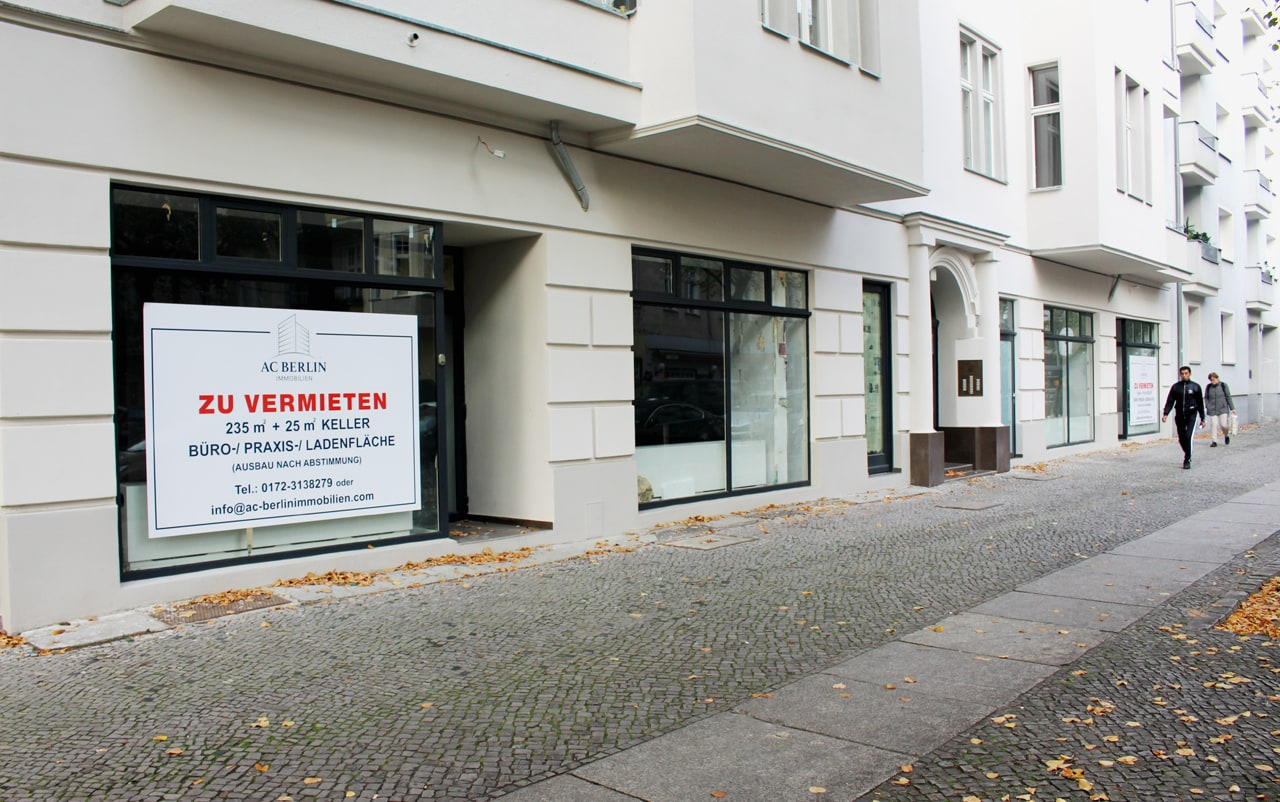 The former premises of Galerie Michael Schultz. Image: © fineartmultiple