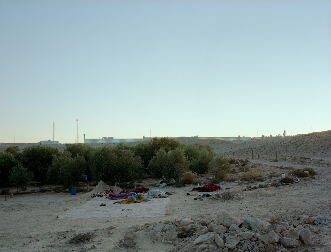 Jeff Wall, Daybreak, 2011. Image: © Jeff Wall