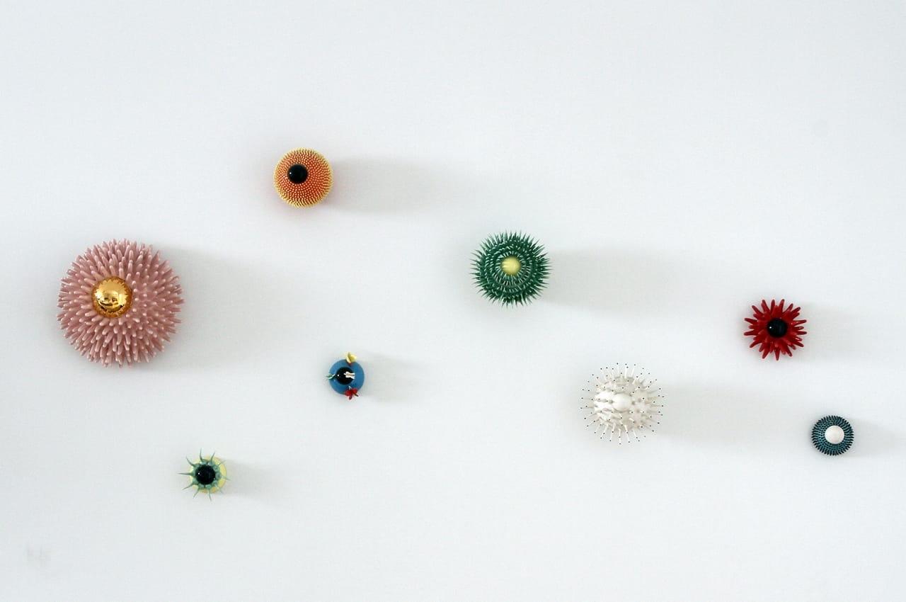 Myung Nam An's Eye Series. Image: © Käthe Kroma