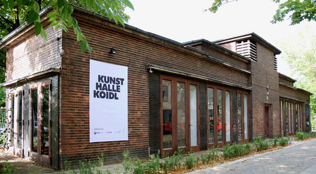 Kunsthalle Koidl. Image: © fineartmultiple