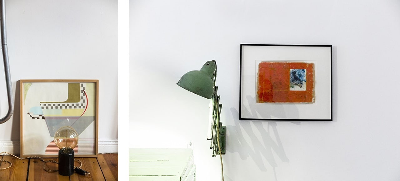 Stefan Hirsig and Bauhaus Lamp, Jonas Lipps
