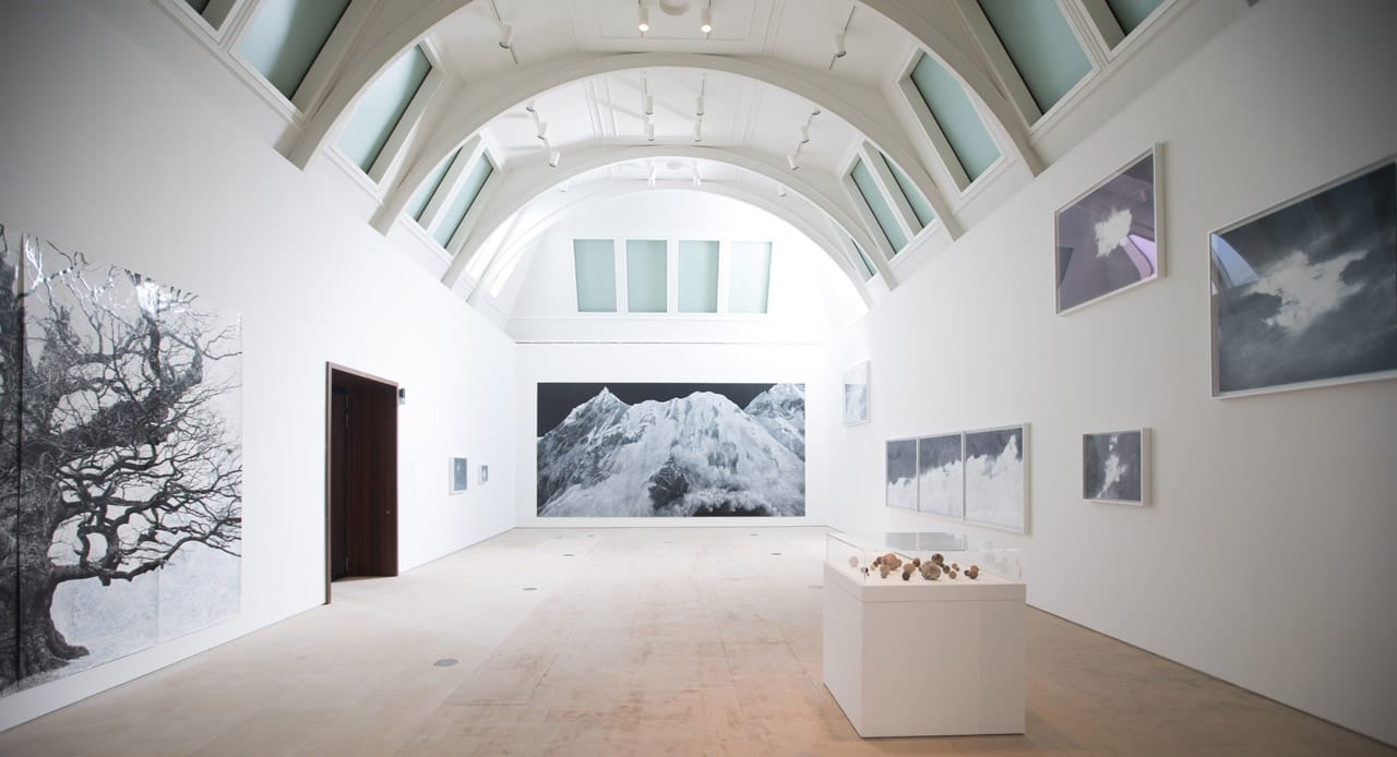 Gallery view of the Tacita Dean: LANDSCAPE exhibition at the Royal Academy of Arts, London. Artworks: Courtesy the artist, Frith Street Gallery, London & Marian Goodman Gallery, New York/Paris. Image: David Parry. © David Parry