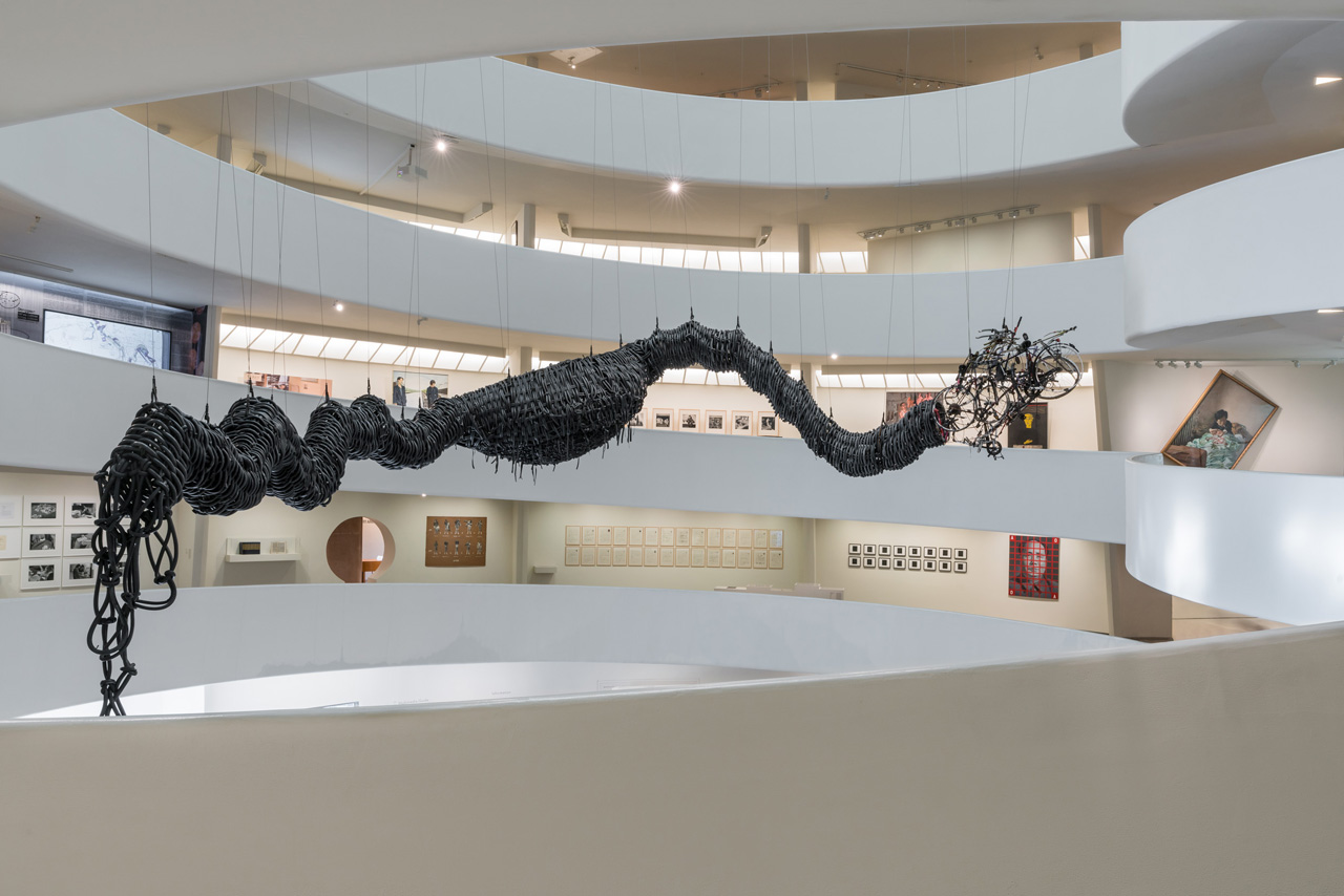 Installation view: Art and China after 1989: Theater of the World