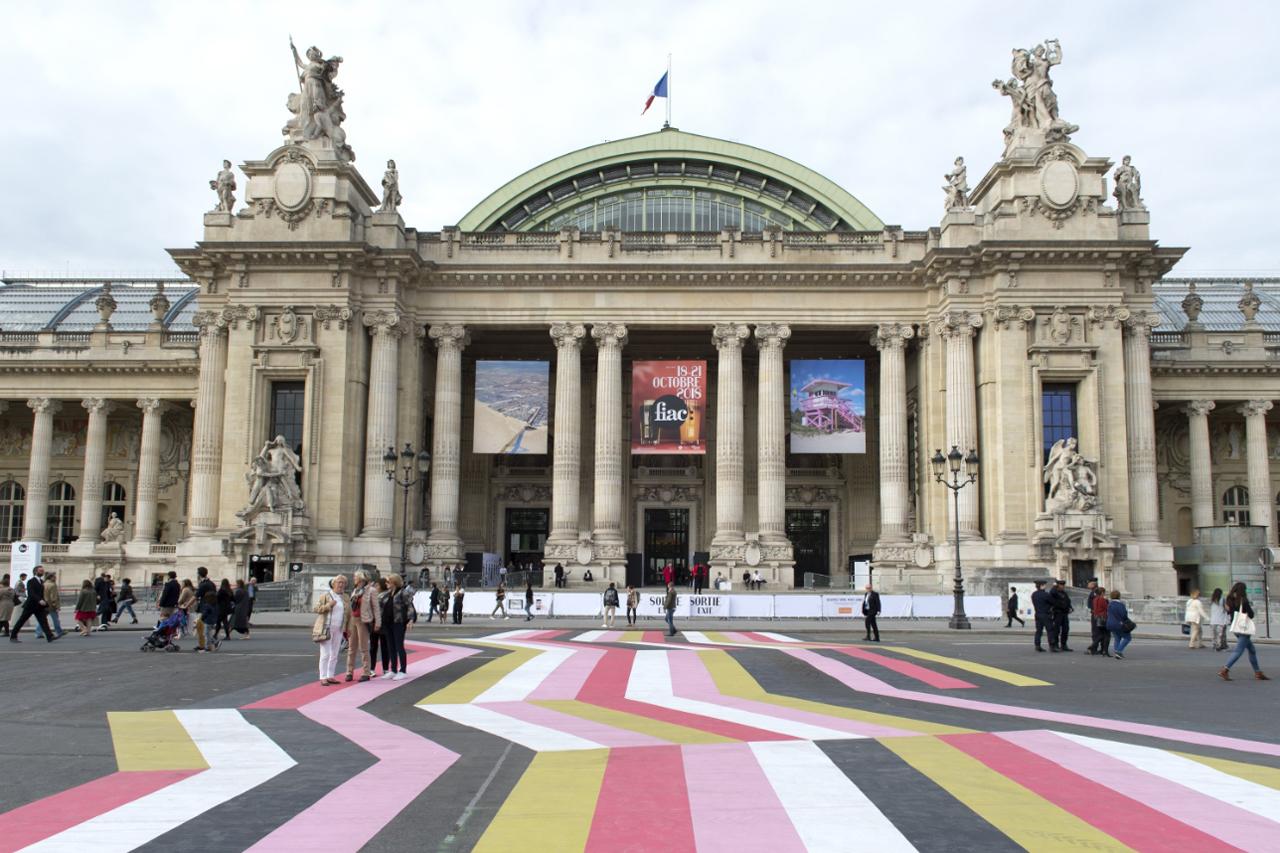 Grand Palais, 2019. Image: © Marc Domage